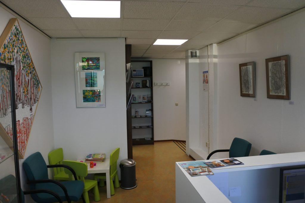 tandartspraktijk spaarnestad wachtkamer
